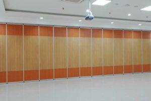 Pintu Partisi Sliding Untuk Ruangan Lebih Nyaman